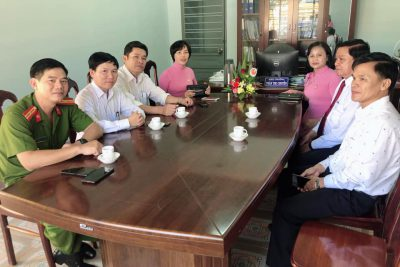 Gặp mặt kỷ niệm ngày Nhà giáo Việt Nam 20/11.